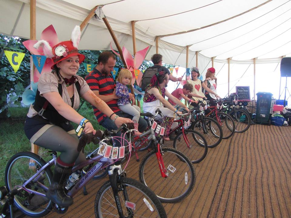 Cardiff's pedal powered outdoor film festival, 4-5 ...
