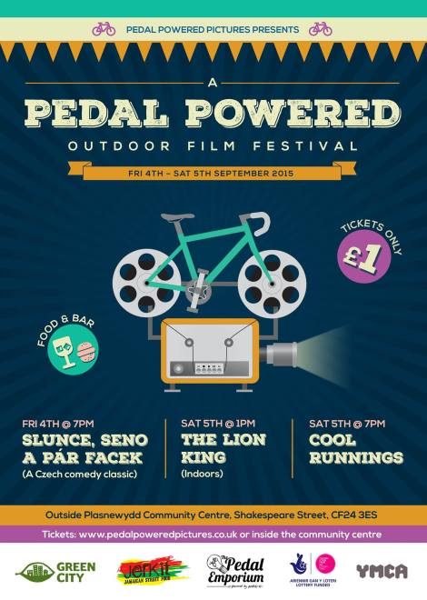 pedal powered film festival 2015