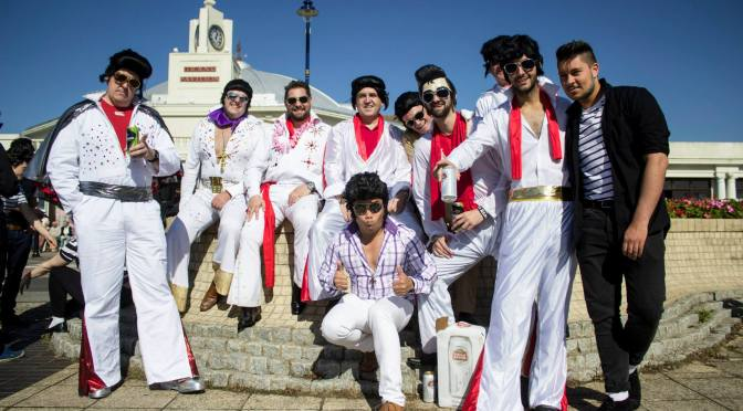 Hidden Wales: The Porthcawl Elvis Festival