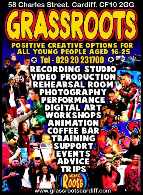 grassroots cardiff