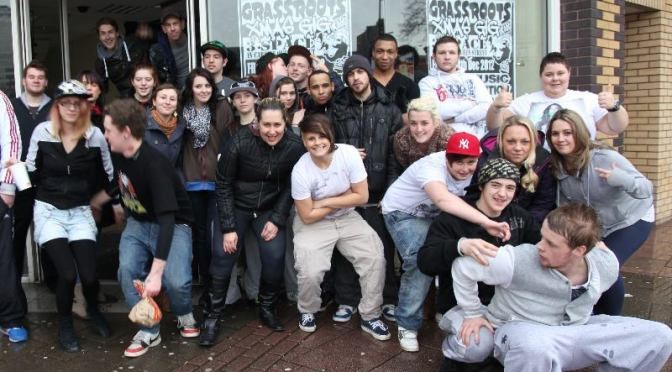 Getting back to Grassroots – a creative Cardiff institution for young people in the city