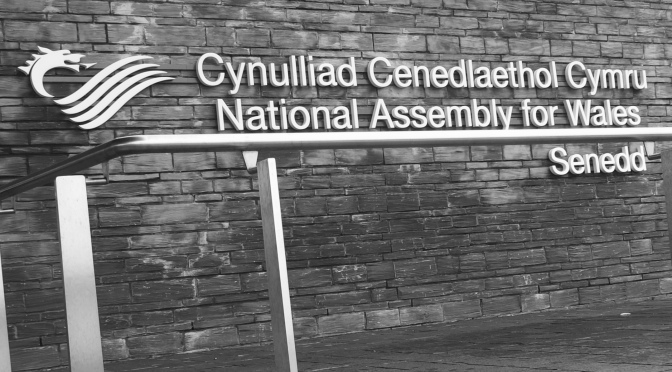 Cardiff A–Z: Y is for Y Senedd