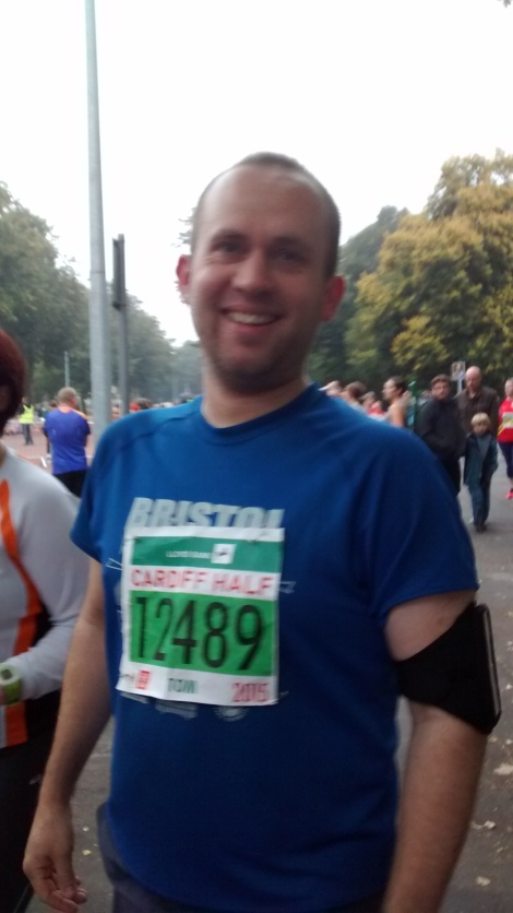 Tom Betts Half Marathon