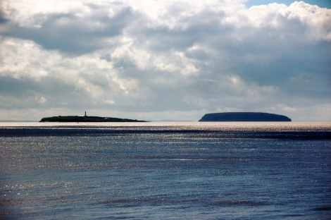 Flat Holm and Steep Holm