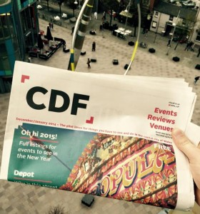 Can you help The CDF?