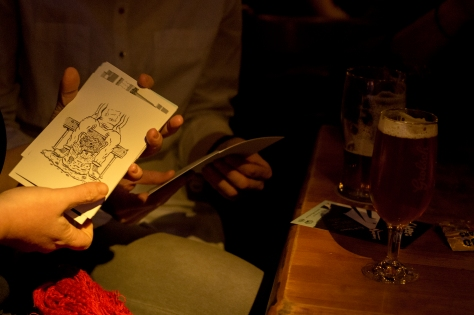 We Are Cardiff present its first book, Porter pub thursday 5 november 2015, an evening through readings, live music and the most creative mind within the Welsh capital through an art joruney into the heart of creative cardiff.