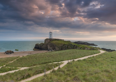 'Porth Twr Mawr' - Ynys Llanddwyn, Anglesey