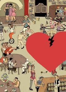mary bijou bad romance social