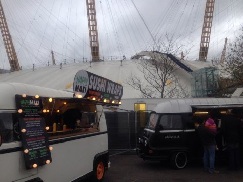 British Street Food finals 2015