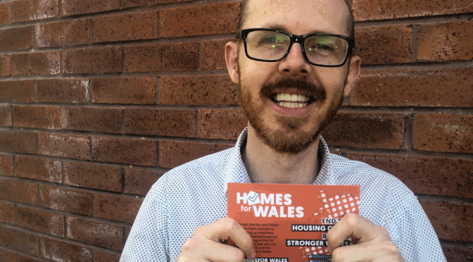 Struggling to find a home in Cardiff? Join the Homes for Wales campaign