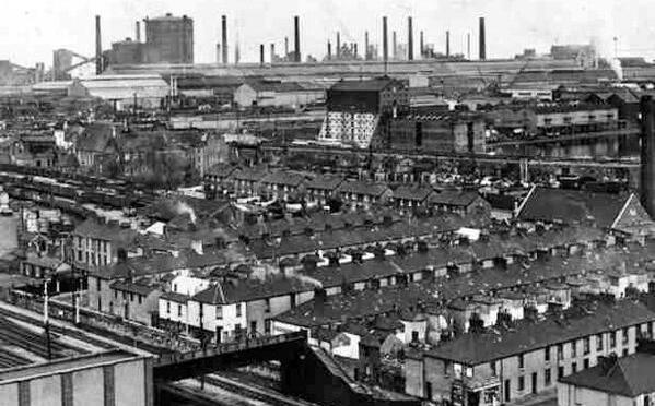 "The history of Tyndall Street – and the lost community of Newtown, ""Little Ireland"", Cardiff"