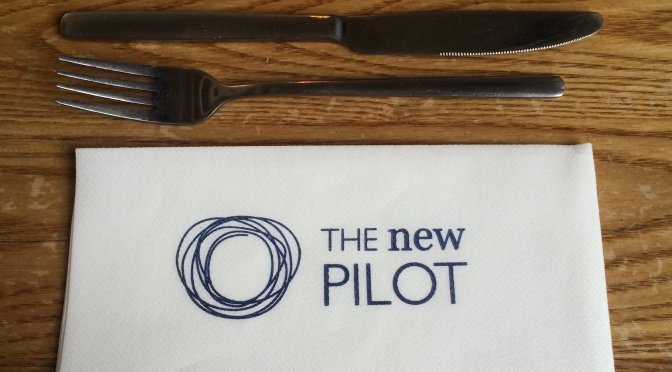 Lunch at The Pilot: venturing out of Cardiff