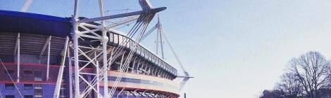 Millennium Stadium, Cardiff