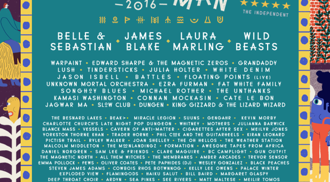 Green Man 2016 – line up frenzy!