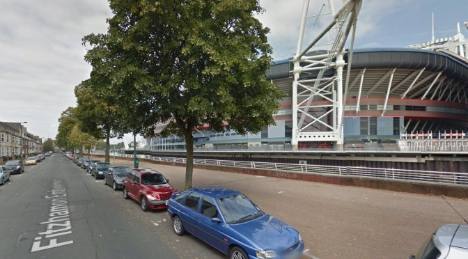 And the winner of Cardiff's worst cycle path is……