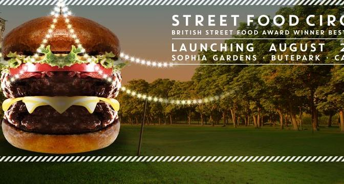 Get your nom on! Street Food Circus back for the August Bank Holiday Fiesta!