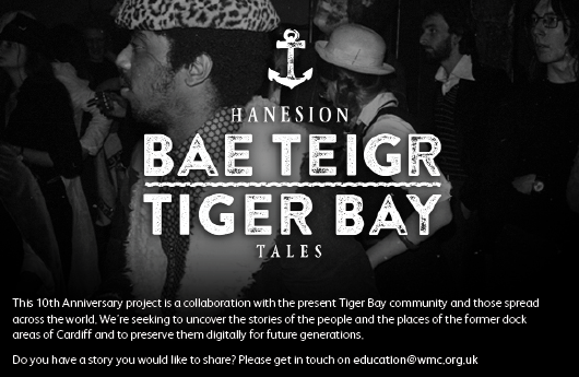 Tiger Bay Tales: interactive walking trail around Tiger Bay