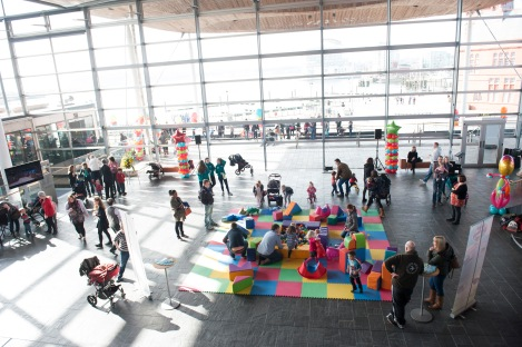 Senedd Family fun weekend
