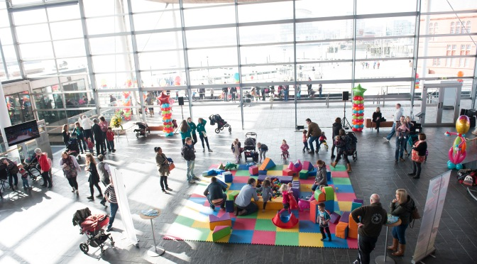 Senedd family fun weekend!