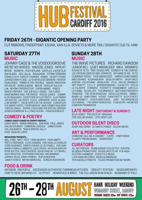 HUB Festival 2016