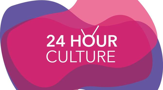 24 hours of culture!