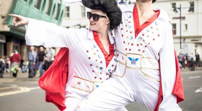 Porthcawl Elvis Festival 2016 – in pictures