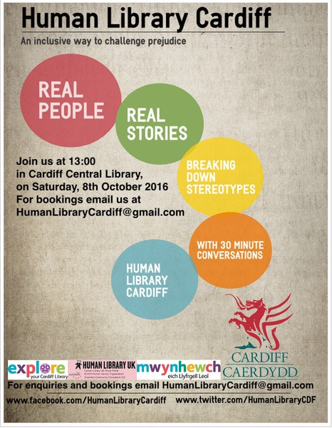 human_library_cardiff