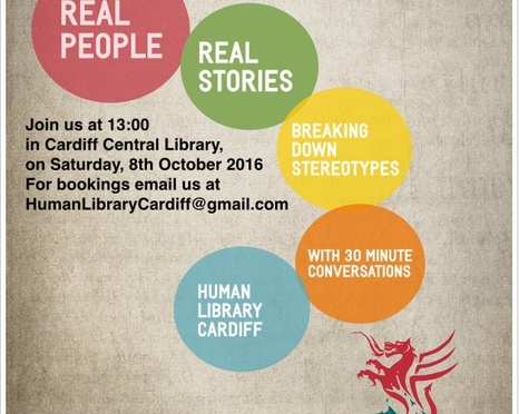 Cardiff's Human Library