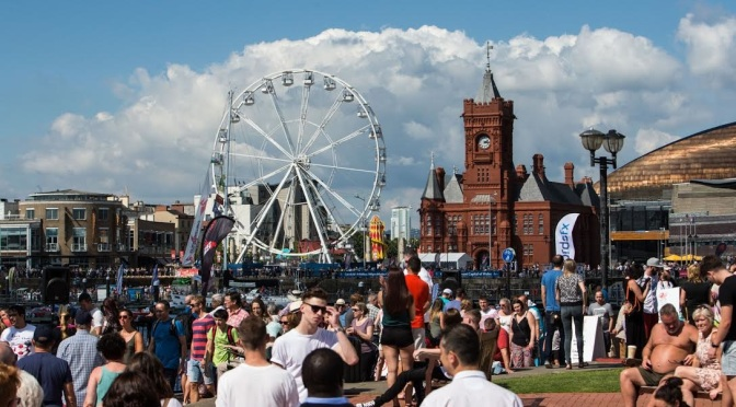 A Freshers' Guide to Cardiff