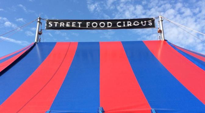 Street Food Circus 2016 – two more weeks of delicious food to go