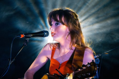 Singer Danielle Lewis, performing on the Horizons stage at O'Neils on Saturday 22nd October.