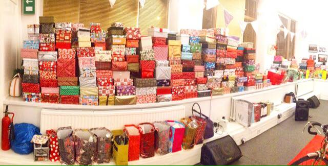 Help women in refuges this Christmas with Project Shoebox 2016
