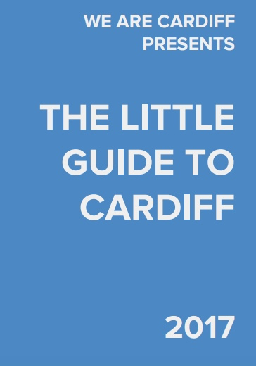 little guide to cardiff cover