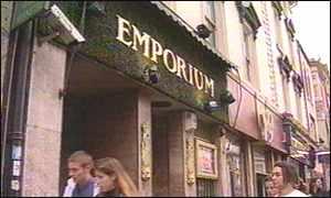 The Emporium nightclub: a Cardiff institution