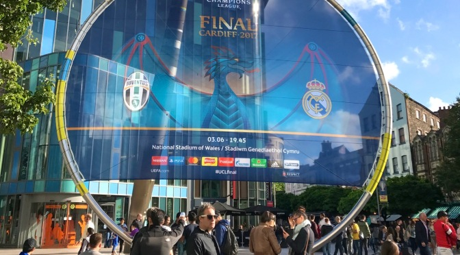 UEFA Champions League 2017: an Italian-Spanish-Welsh Cardiff takeover
