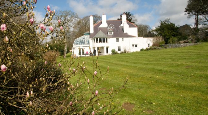 A Welsh retreat for writers