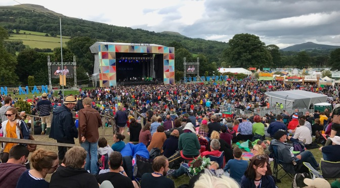 Green Man Festival 2017 – 15th birthday bash review!
