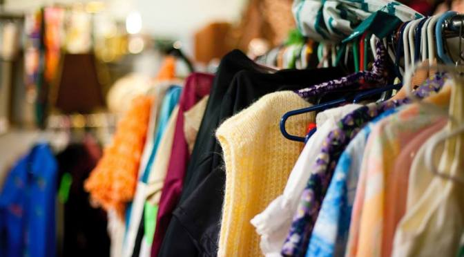 Love Your Clothes Swap Shop – looking for volunteers