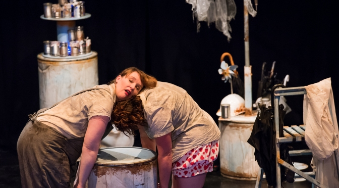 Catch this family friendly Cardiff Christmas show, made by feminist theatre pioneers: The Giant Who Had No Heart In His Body