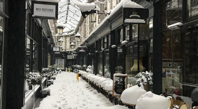 Snowmageddon: an update from the Cardiff streets
