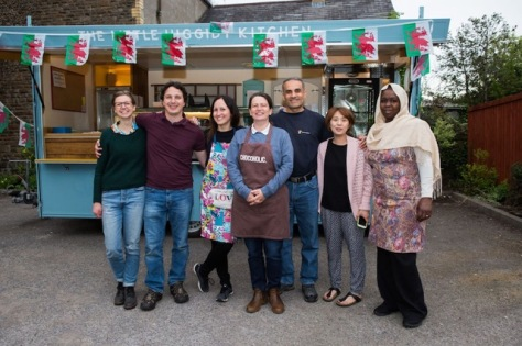 The Oasis Food Trailer Team at First Trial Event (C) Dan Green.jpg