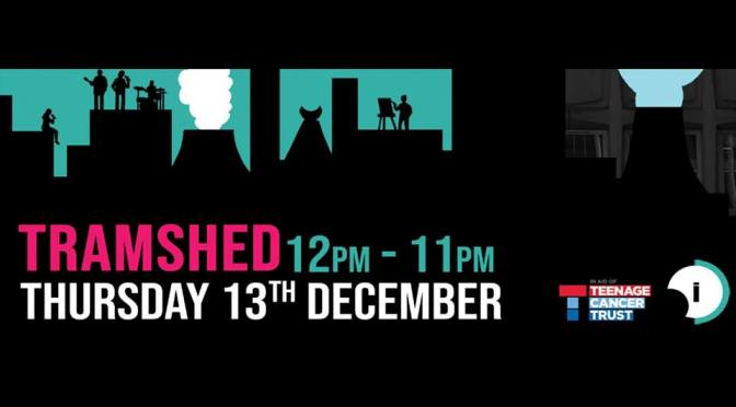 Immersed! music and media festival extravaganza! – 13th Dec at Tramshed