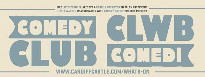 A new comedy night – underneath Cardiff Castle