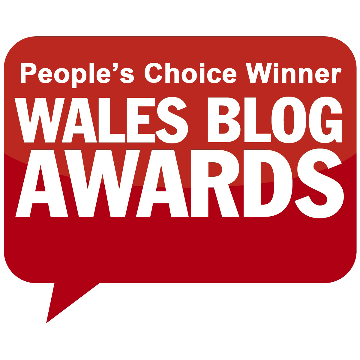 Wales Blog Awards new