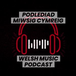 Welsh Music Podcast logo