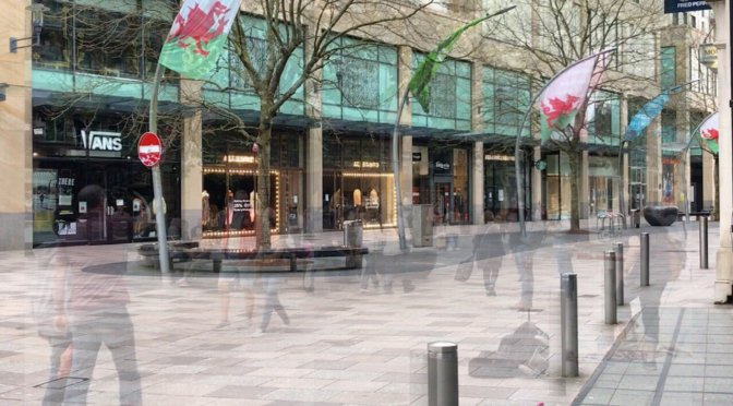 Letters from Cardiff in lockdown: Andrew Lloyd
