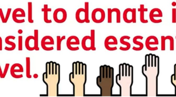 The Welsh Blood Service needs you!
