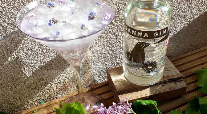Letters from Cardiff in lockdown: Mark and Rachel, Treganna Gin